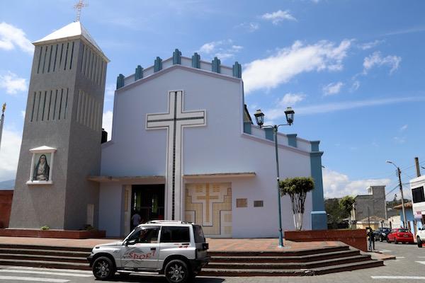 Parroquia de San Francisco, Cotacachi.