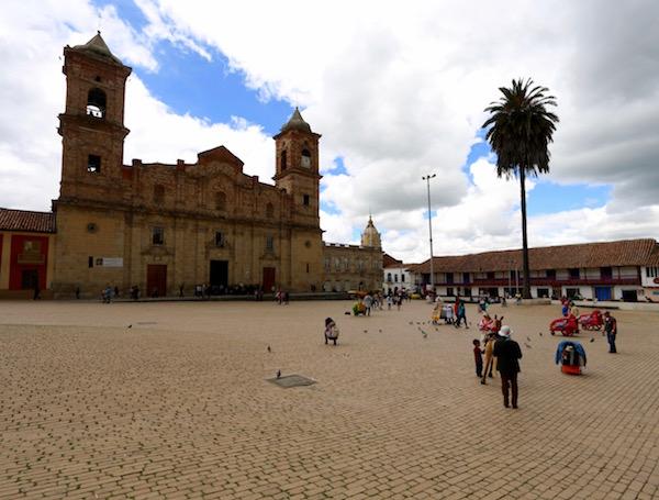 Plaza de los Comuneros.