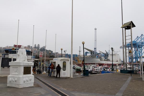 Puerto Prat.
