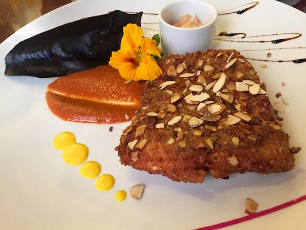 Restaurante Gracia Cocina de Autor, Salmón