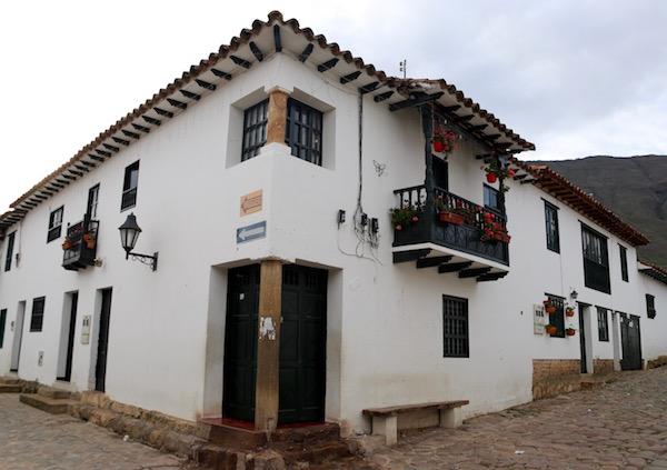 Viviendas Villa de Leyva.