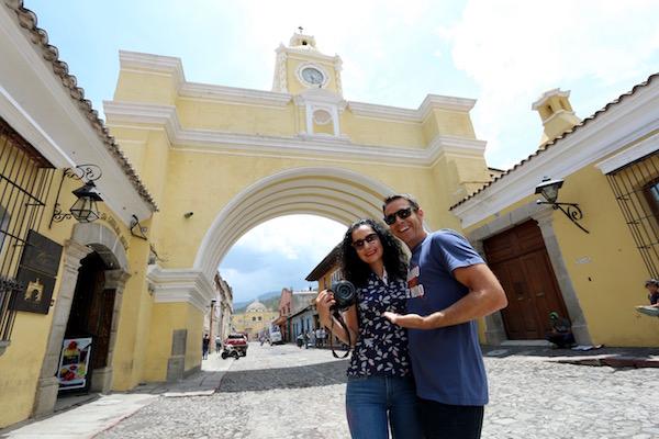 Arco Santa Catalina.