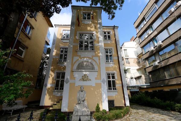 Casa Museo de Peyo Yavorov.