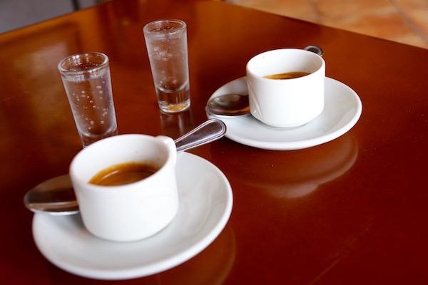 Cata café, Hacienda Filadelfia Coffe Resort.