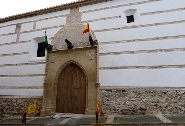 Convento de Santa Clara.