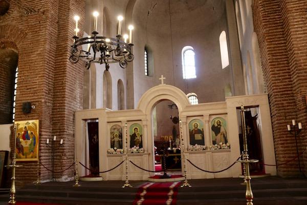 Iglesia Sveta Sofía.