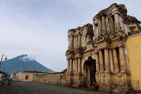 iglesia del Carmen, fachada.