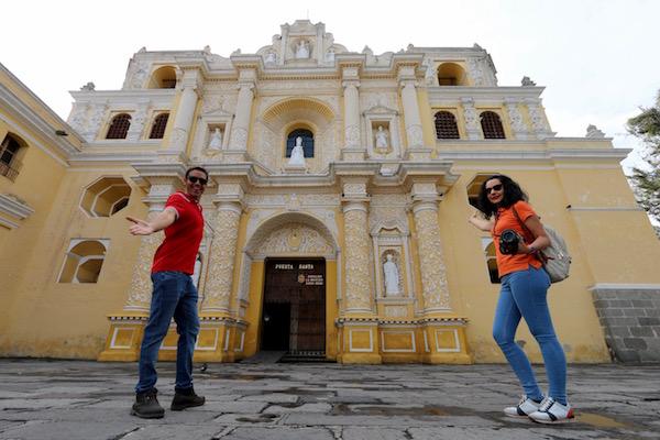 Iglesia y Convento de la Merced.