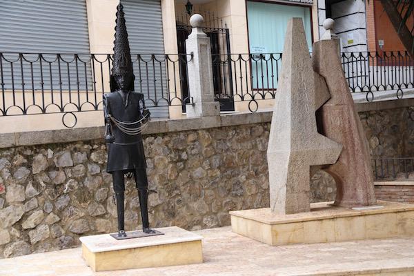 Monumento al Incensario de Loja.