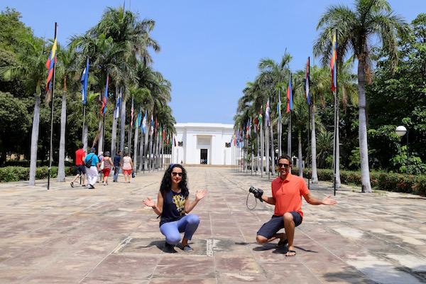 Plaza Banderas..