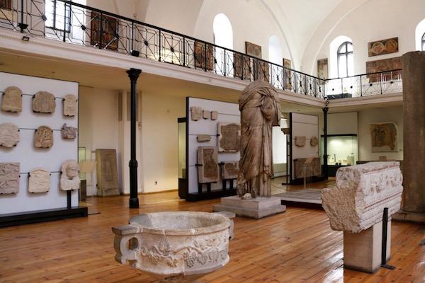 Sala Museo Arqueológico.