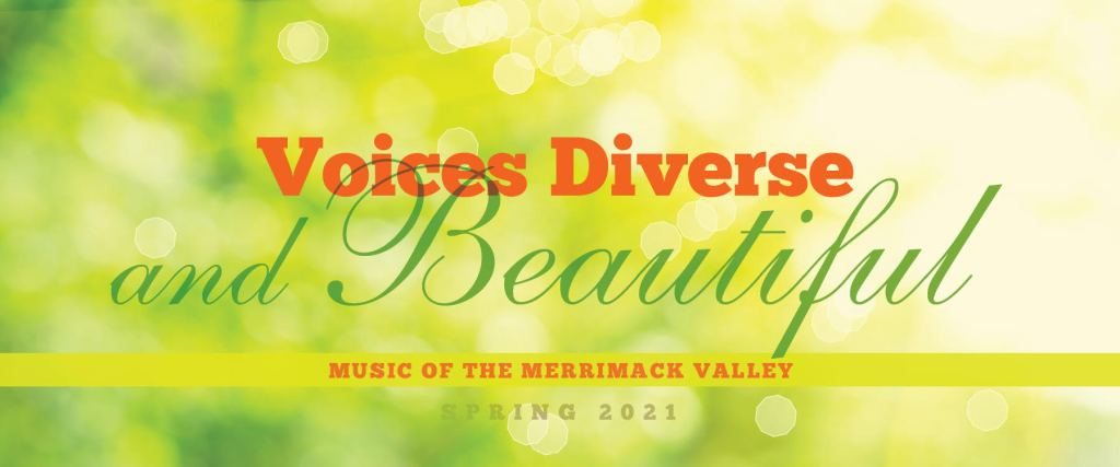 Voices Diverse and Beautiful