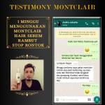 Montclair Hair Serum Asli dan Murah