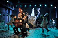 Pourquoi Hécube, Théâtre KAZE, Tokyo, 2013