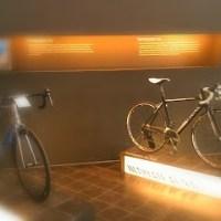 Im Fahrrad-Tempel
