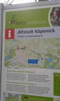 D-Route 3, Europaradweg R1
