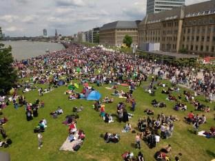 Japan-Tag in Düsseldorf