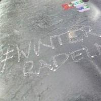 Blogparade: Winterradeln - geht das?