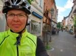 Boppard im Mittelrheintal, erste Woche der Radtour