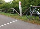 Der Fünfzigste Breitengrad bei Wittlich
