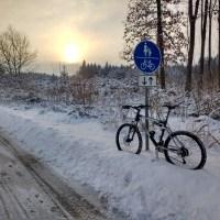 93 Kilometer bei minus 63 Grad Celsius