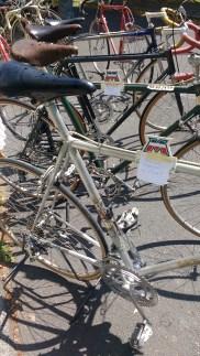 Rennräder, Fünzig und mehr Jahre alt