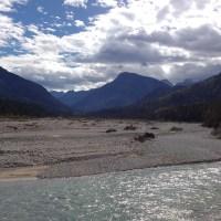 Über die Alpen, Part 1: Karwendel und Inn