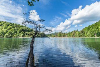 See im Plitvicer Nationalpark