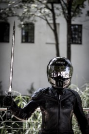 Ducati Monster Fotoshooting with Natalie #1