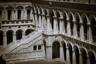 Der #Dogenpalast in #Venedig