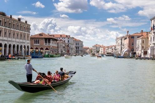 Canale Grande in Venice