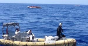 Les bateaux de plaisance se trouvent souvent à seulement une heure ou deux des drames en Méditerranée...