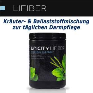 Unicity-LiFiber-Ballaststoffmischung-Andre-Reichl