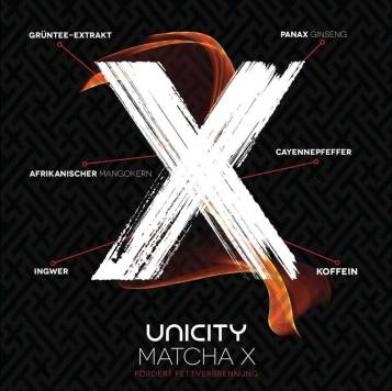 Matcha-X-Inhalt