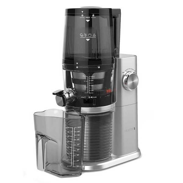 Hurom-H-Ai-H34-mit-Saftbehälter