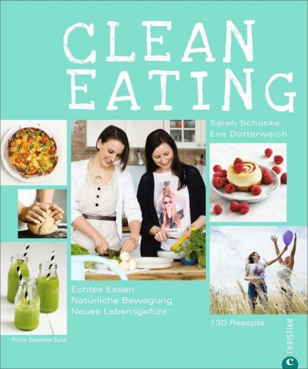 Clean-Eating-Buch