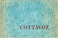 Cottavoz 1971 galerie Kriegel texte Frédéric DARD