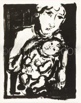 la-maternite-lithographie