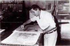 1982 Cottavoz lithographies 3-48