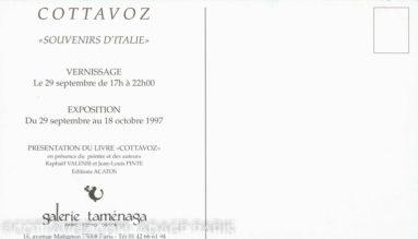 1997 cottavoz tamenaga -93