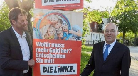 Brandenburgische LINKE stellt Kommunalwahlkampagne vor