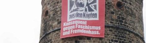 Fremdenfeindliche und neonazistische Aktivitäten im 2. Quartal 2015 in Brandenburg