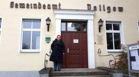 Fortsetzung der Wahlkreistour - Besuch beim Bürgermeister in Dallgow-Döberitz