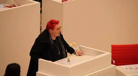 Rede im Landtag zur Verabschiedung des neuen Landesaufnahmegesetzes