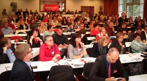 Auszählung des Mitgliederentscheids und Landesparteitag der LINKEN Brandenburg