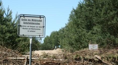 Sammelstandortschießanlage in der Döberitzer Heide - Antwort der Landesregierung