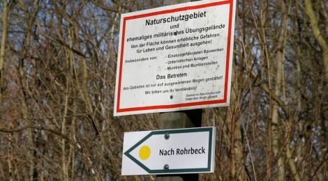 Keine Voten gegen die Sammelstandortschießanlage in Dallgow-Döberitz und Falkensee