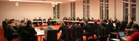 Netzwerk Willkommenskultur traf sich im Landtag