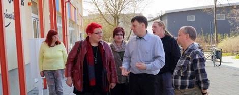 Wahlkreistag in Brandenburg an der Havel