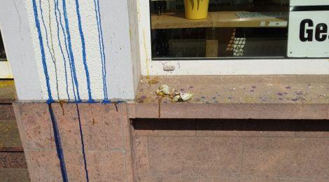 Pressemitteilung: Wir lassen uns auch vom erneuten Anschlag auf unser Büro in Nauen nicht einschüchtern